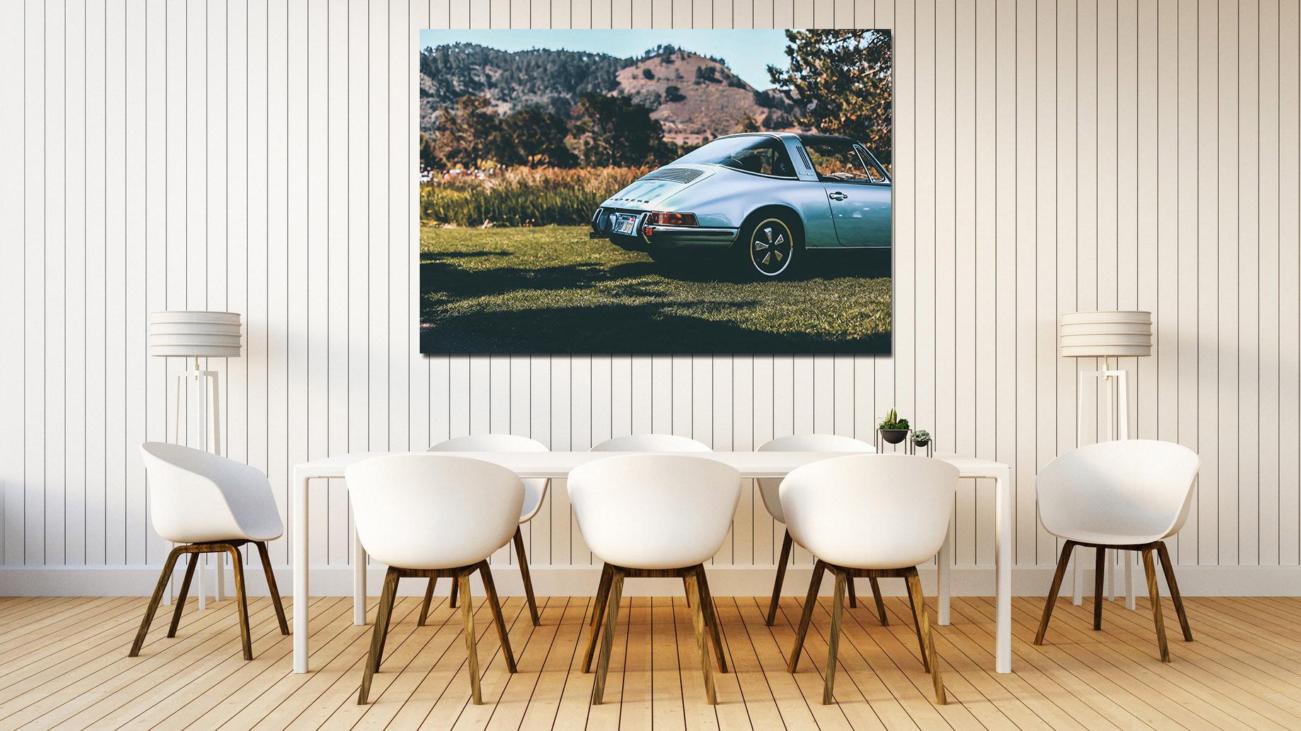 Photographies Ancienne Porsche 911