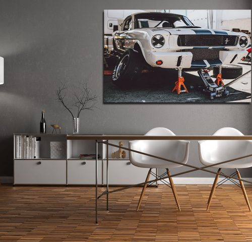 Photographies de Ford Mustang