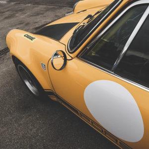 Photo de Porsche 911 Jaune