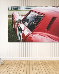 Photographies Ferrari 250 GTO