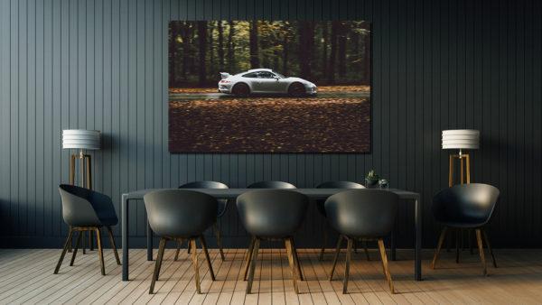 Tableau Photo Porsche 991 GT3