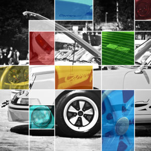 Création Porsche 911 Carrera RS