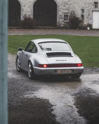 Photographie Porsche Carrera 4