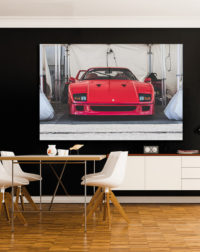 Photographies Ferrari F40
