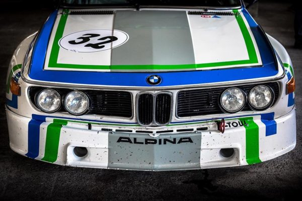 Photographie BMW 3.0 CSL