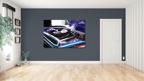 Photographies Moteur BMW CSL