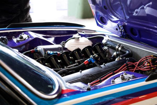 Photographie Moteur BMW CSL