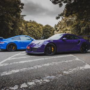 Photographie Porsche 991 GT3
