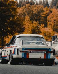 Tableau Photo BMW CSL