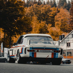 Tableau Photo BMW CSL