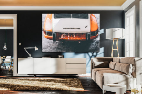 Home Deco Photographie Porsche 911