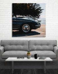 Home Decor Porsche 356