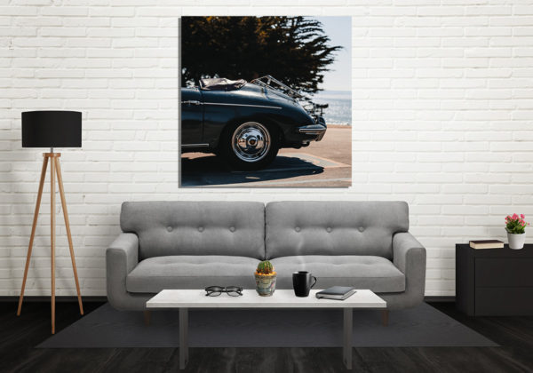 Home Decor Porsche 356