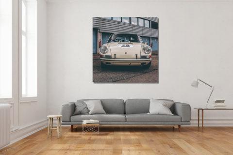 Photographies Porsche 911 Classique Blanche