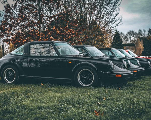 Photo de Porsche targa