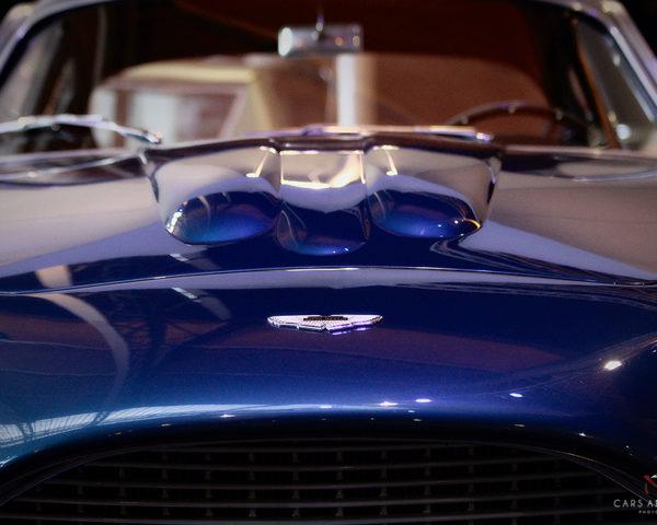 ASTON MARTIN DB4 GT ZAGATO FACE