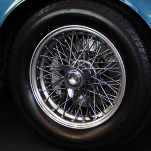 ASTON MARTIN DB4 GT4 ZAGATO WHEEL