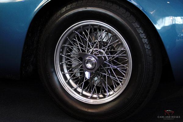 ASTON MARTIN DB4 GT4 ZAGATO WHEEL