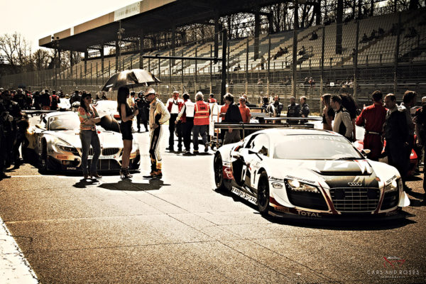 Audi R8 and BMW Z4 Duet