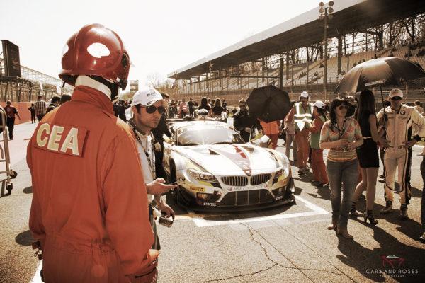 BMW Z4 BlancPain Series