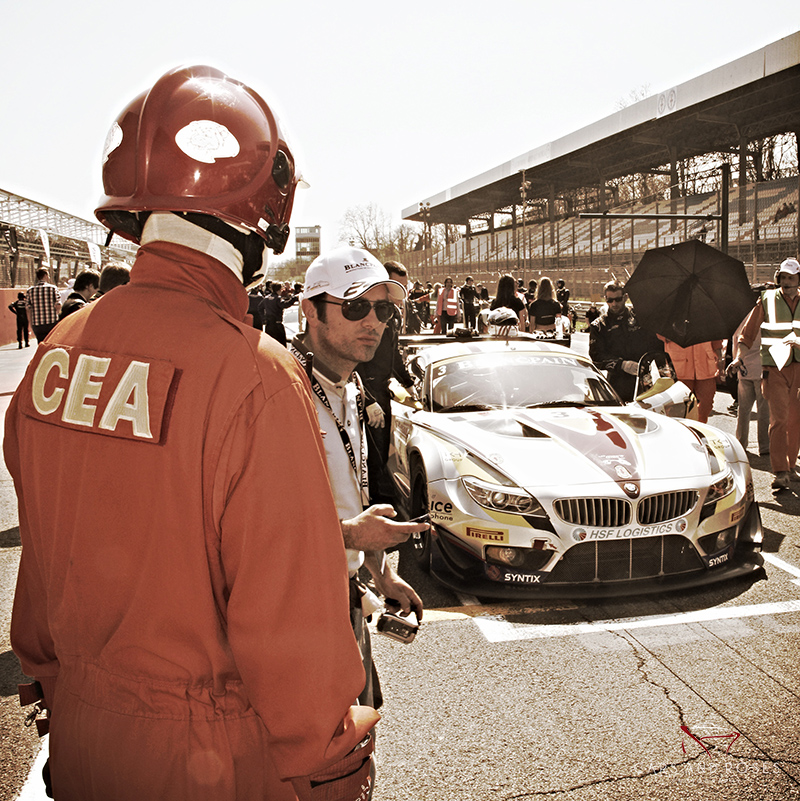 BMW Z4 BlancPain Series Square Version