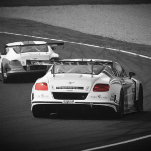 Bentley GT3 Duet - Rear Lights in colour