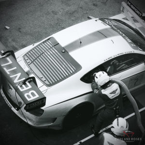Bentley GT3 Refueling