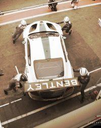 Bentley GT3 & The Team