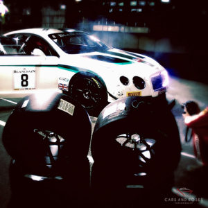 Bentley GT3 24h SPA