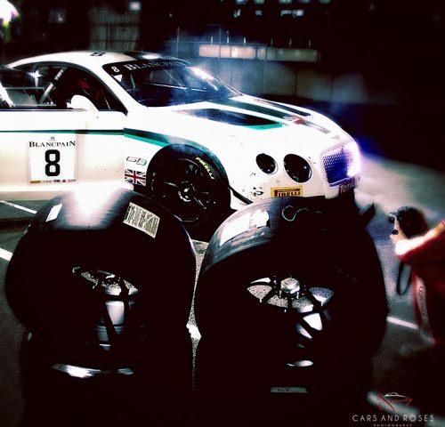 Bentley GT3 24h SPA