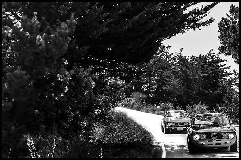 Cadre Alfa Romeo