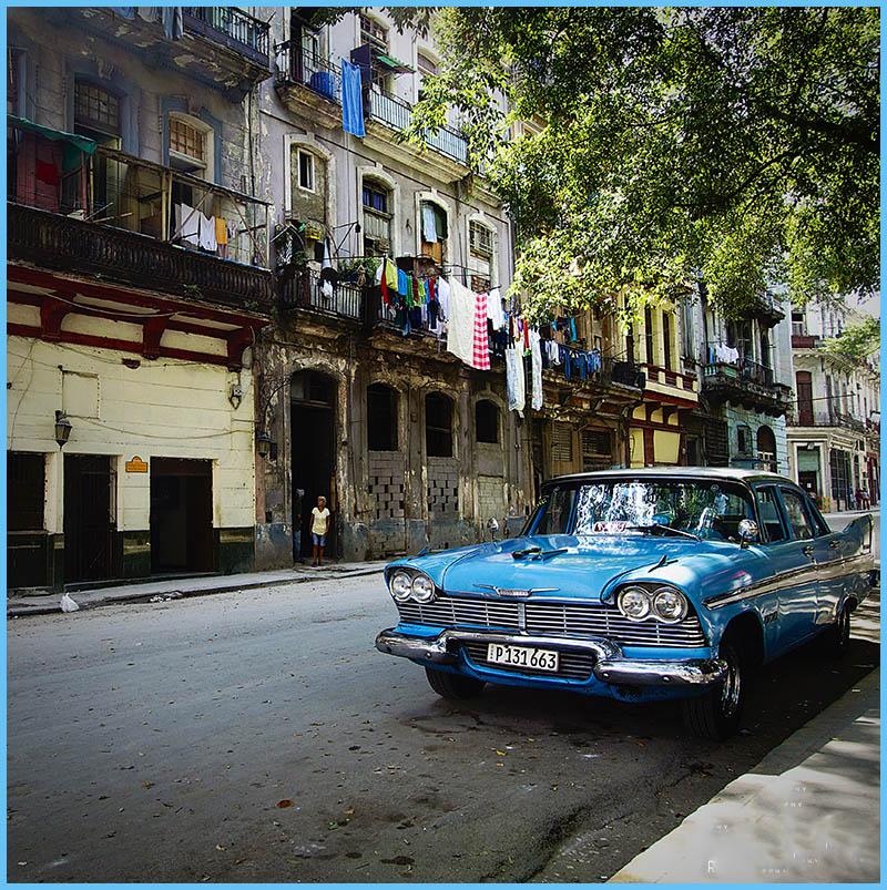 Cadre Photo Cuba 2