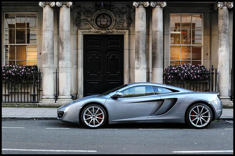 Cadre Photo McLaren