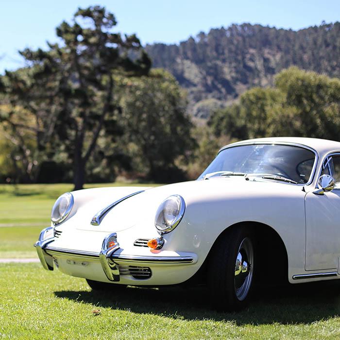 Cadre Photo Porsche 356 Coupé