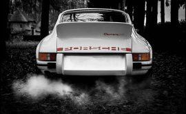 Cadre Photo Porsche Carrera RS