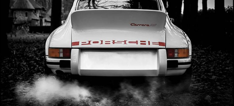 Cadre Photo Porsche Carrera RS