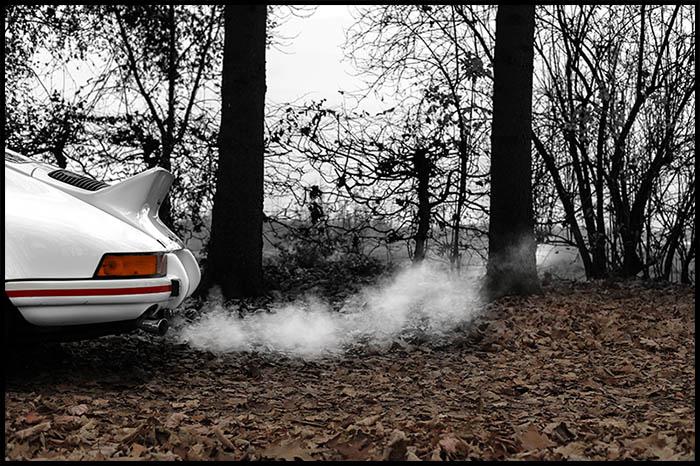 Cadre Porsche 2.7L RS