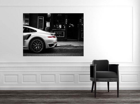 Cadres Décoratifs Photos Voitures Porsche
