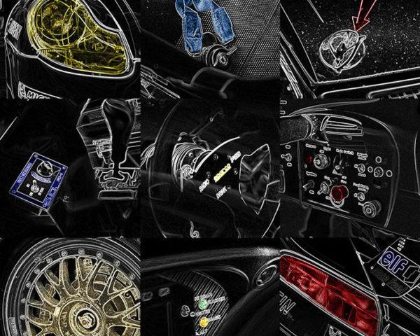 Création Artistique Porsche GT3