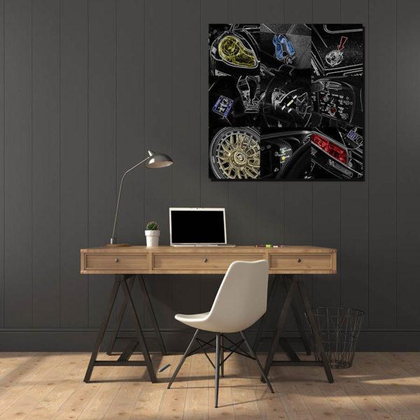 Créations Artistiques Porsche GT3