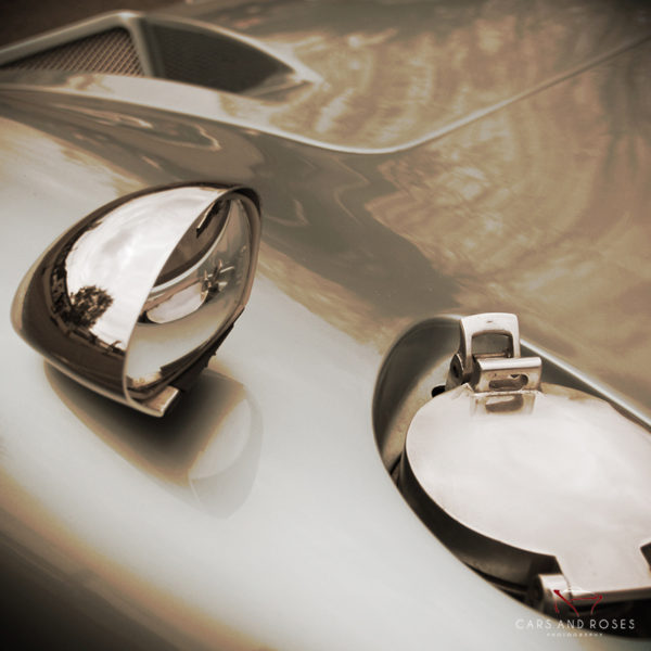 Ford GT40 Mirror #14 Sepia Edition