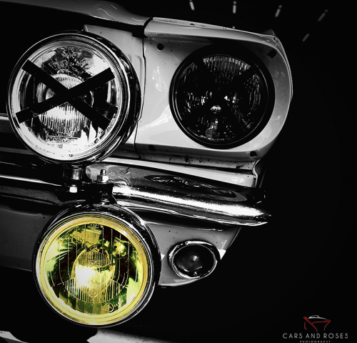 Ford Mustang HeadLight