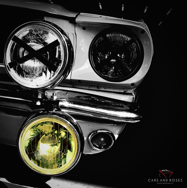 Ford Mustang HeadLight