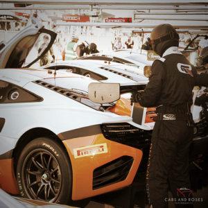 McLaren Mp4 Row