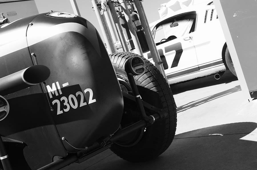Photo Alfa Romeo Monza Tableau