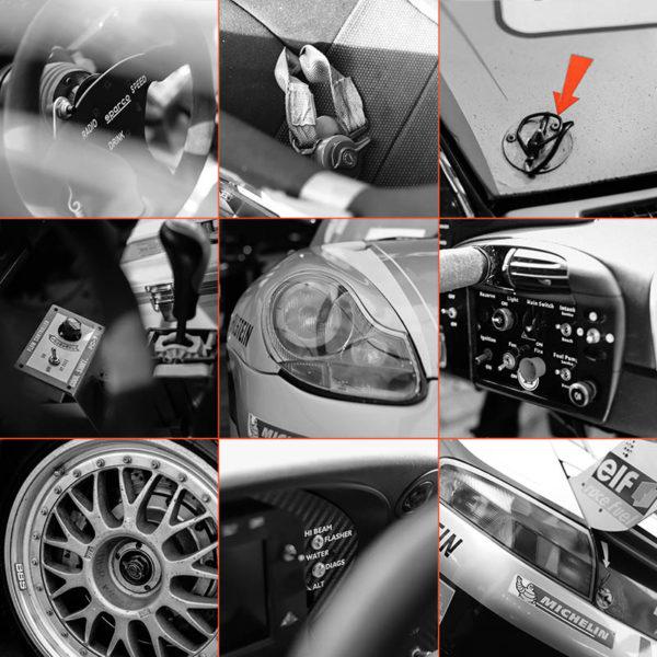 Photo Art Porsche 996 GT3