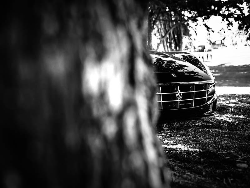 Photo Déco Ferrari California