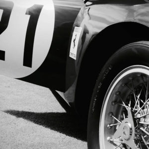Photo Ferrari 250 LM Tableau