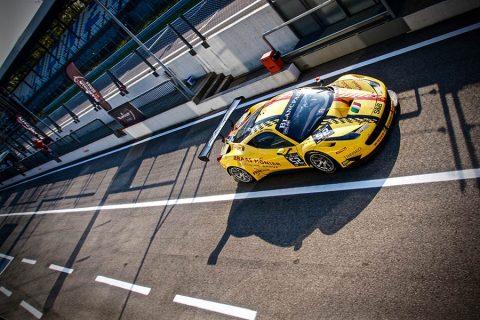 Photo Ferrari GT3 Plexi