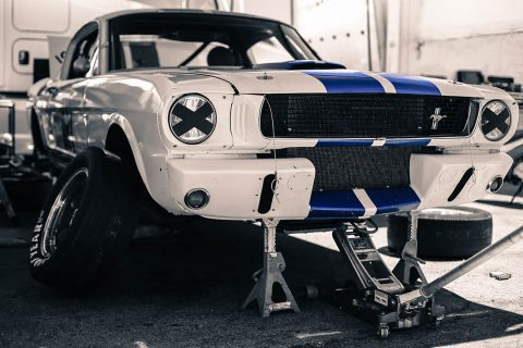 Photo Ford Mustang Tableau
